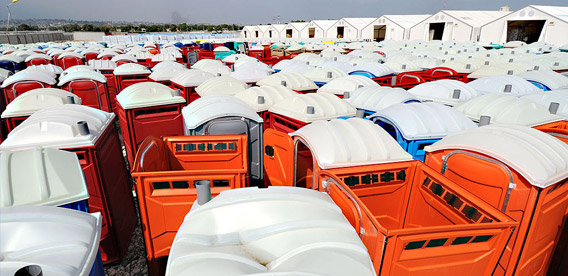 Champion Portable Toilets in West Allis, WI